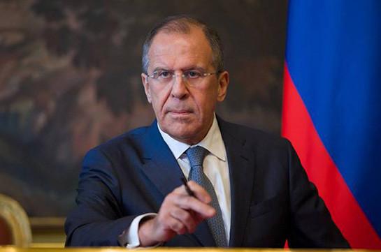 Ռուսաստանը դեռ կը սպասէ, որ Թրամփը պիտի կատարէ իր խոստումը եւ պիտի հեռանայ Սուրիայէն․Լաւրով