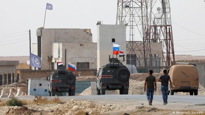 Ситуация на севере Алеппо остается напряженной