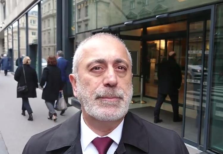 Batı Ermenistan Cumhuriyeti Devlet Başkanı'nın Açıklaması