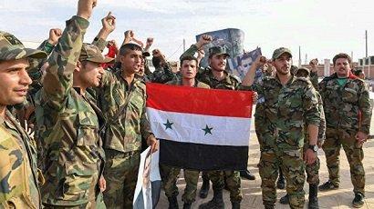 Ռաս էլ Այնում Թուրքիայի բանակը շրջապատված է սիրիական զորքերով. ՌԻԱ Նովոստի