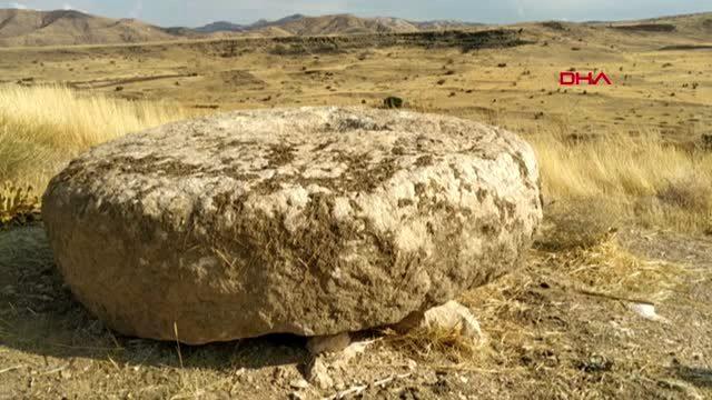 150 летняя жернова найдена в поле в Харберде,Западной Армении