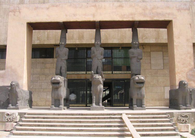 Музей Алеппо открылся после реконструкции