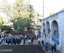 Բակո Սահակյանը ներկա է գտնվել Հայ-իրանական գիտամշակութային կենտրոնի բացմանը