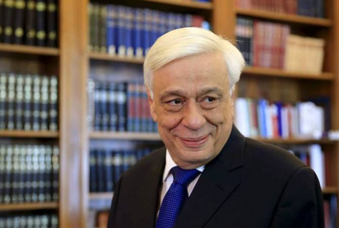 Պաշտօնական այցով Հայաստան կը ժամանէ Յունաստանի նախագահը