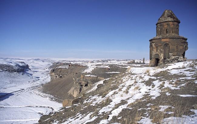 Погода в Западной Армении резко похолодала
