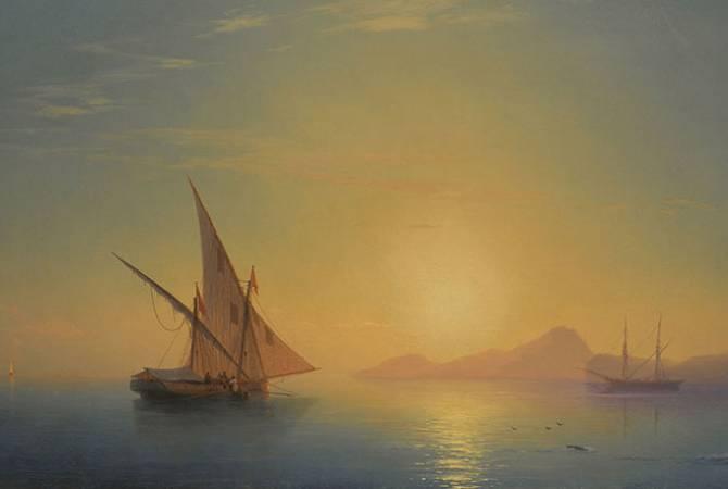 «Искья на закате»: Christie's представит в Москве полотно Айвазовского