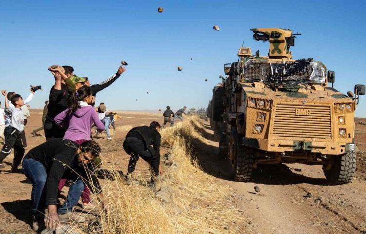 СМИ узнали о столкновениях между сирийскими и турецкими войсками в Сирии
