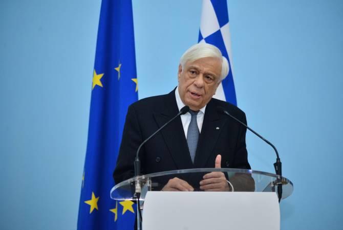 Թիւրքիային զայրացուցեր է Երեւանի մէջ ցեղասպանութեան մասին Յունաստանի նախագահի յայտարարութիւնը