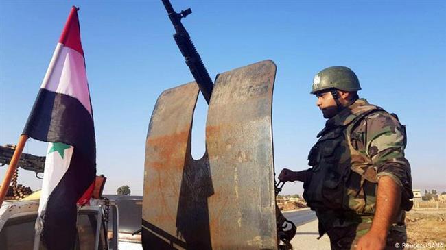 Şam, Ras ul-Ain ve Tel Abyad'da Türk ordusuna saldırmakla tehdit etti