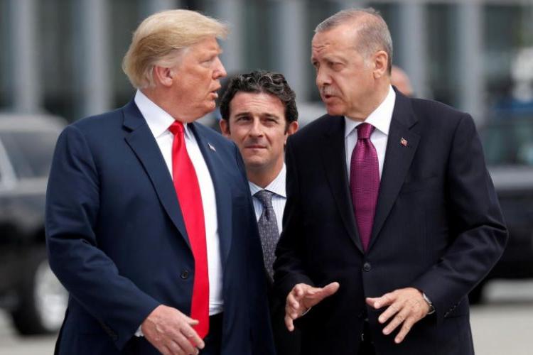 Trump ve Erdoğan, görüşmelerinin 13 Kasım'da Washington'da gerçekleşeceğini doğruladılar