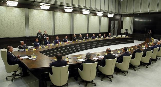 Թուրքիայի անվտանգության խորհրդի նիստում քննարկվել է Հայերի դեմ  ցեղասպանության հարցը