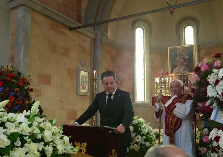 Obsèques d'Arden SELLEFYAN – Genève le 08.11.2019