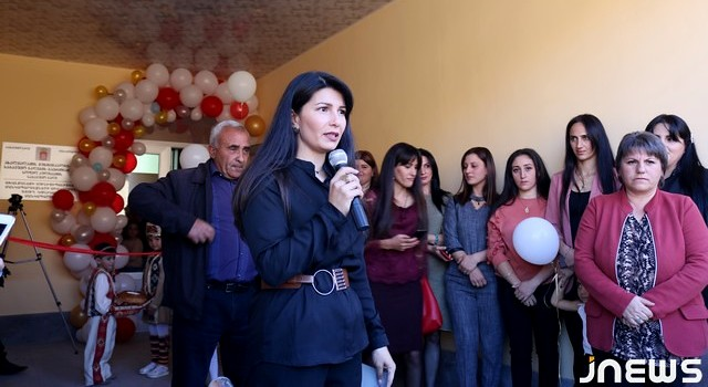 Официальное открытие детского сада в селе Куликам Джавахка