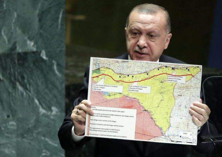 Türk Hükümeti, Orta Asya'dan nüfusun Kilikya ve Suriye'ye taşınması için çalışıyor