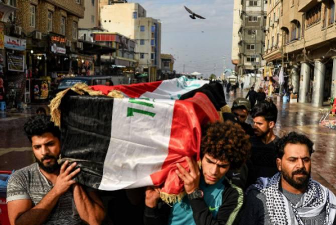Բողոքի ակցիաներ Իրաքում. մեկ օրում 45 մարդ է զոհվել