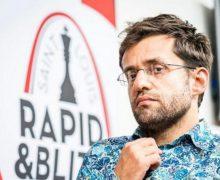 Լեւոն Արոնեանը՝ Superbet Rapid & Blitz-ի յաղթող