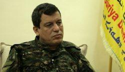 Բոլոր քիւրդ զինեալները լքեր են  Սուրիոյ հիւսիսի 30 կիլոմետրնոց գօտին.Աբդի