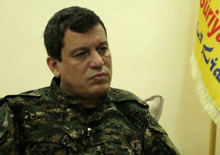 Все курдские боевики покинули 30-километровую зону на севере Сирии