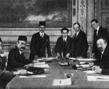 Moscow finally began to talk about the 1921 treaty