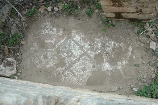 Руины исторической бани и церкви были обнаружены в Мараше