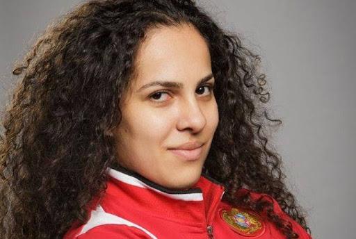 Bayan halterci Tatev Hakobyan kilosunda dünya şampiyonu oldu