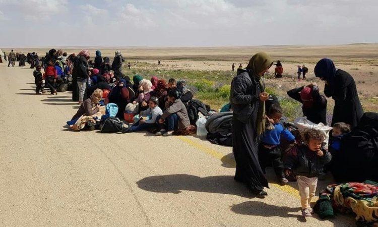 Bin üçyüz binden fazla mülteci Lübnan ve Ürdün'den Suriye'ye geri döndü