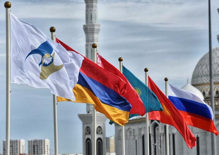 Вырос товарооборот Армении со странами ЕАЭС
