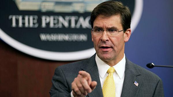 Pentagon başkanı açıkladı: ABD, kuzey Suriye'den birliklerini geri çekmeyi tamamladı