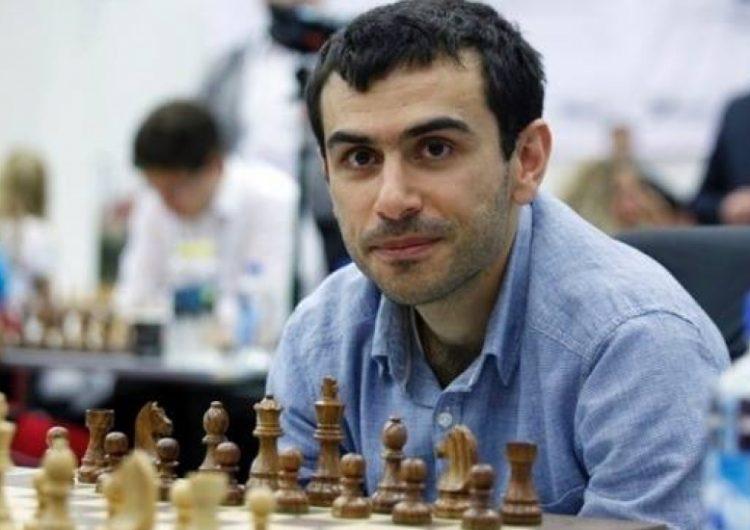 Габриэль Саргсян  чемпион Европы по быстрым шахматам