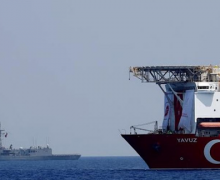 """The Times: """"Türkiye, Akdeniz'e Üçüncü Sondaj Gemisi Gönderecek"""""""