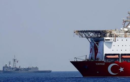 «Յանդուգն Թիւրքիան 3-րդ հորատող նաւը կ՛ուղարկէ Միջերկրական ծով». The Times