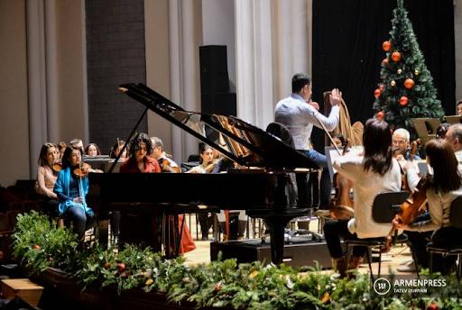 Ermenistan Cumhuriyeti Ulusal Filarmoni Orkestrası Çin'de on konser verecek