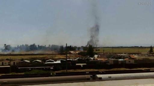 Suriye ordusu Hama havaalanına saldırıyı geri püskürttü