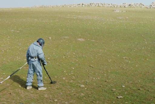 Հայ սակրաւորները 124 հազար քառակուսի մետր տարածք ականազերծեր են Սուրիոյ մէջ