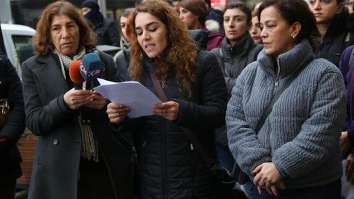Batı Ermenistan'ın Tigranakert şehrinde artan kadın cinayetlerine tepki