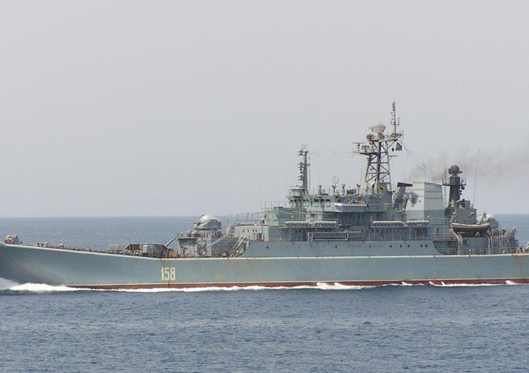 ՌԴ-ի և Սիրիայի ռազմածովային ուժերը համատեղ զորավարժություն կանցկացնեն Միջերկրական ծովում