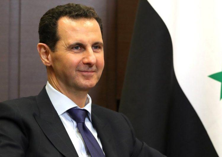 Асад назвал причины начала войны в Сирии