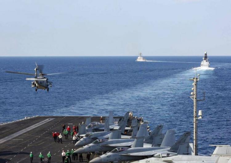 США могут направить дополнительные войска на Ближний Восток