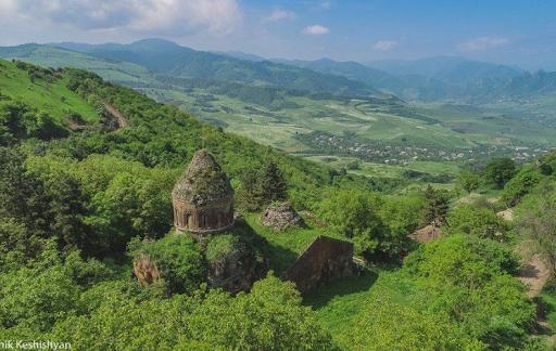 Armenia's Khoranashat Monastery and karas wine vessels among Europe's most endangered heritage list
