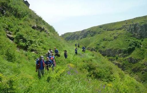Artsakh Cumhuriyeti'nde ekoturizmin  gelişmesine bakımlı patikalar katkıda bulunacak