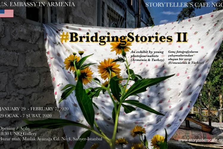 Կ․Պոլսոյ մէջ բացուեր է հայ եւ թիւրք լուսանկարիչներու աշխատանքներու ցուցահանդէս