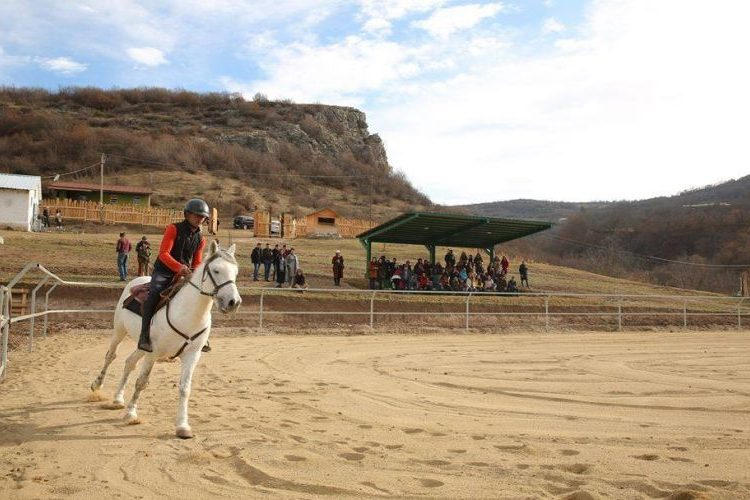 Horse riding club opened in Artsakh