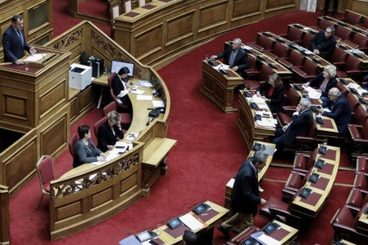 Greek parliament approves agreement on new US military bases Etnos: