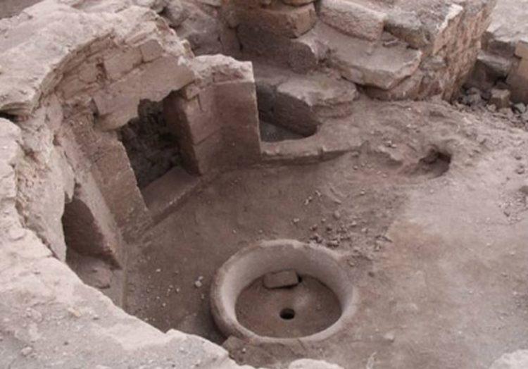 В Бюракане, Западная Армения, были обнаружены 4500-летние кувшины