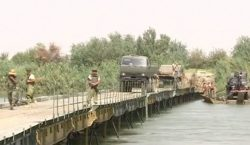 Ռուսաստանն ու Սիրիան ավարտեցին Եփրատի վրա նոր կամուրջի կառուցումը