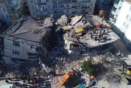 Երկրաշարժէն յետոյ Խարբերդի եւ Մալաթիոյ մէջ քանդուեր է 73 շէնք