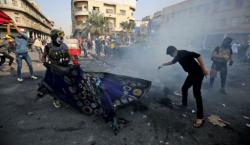В Ираке силовики открыли огонь по демонстрантам, есть жертвы