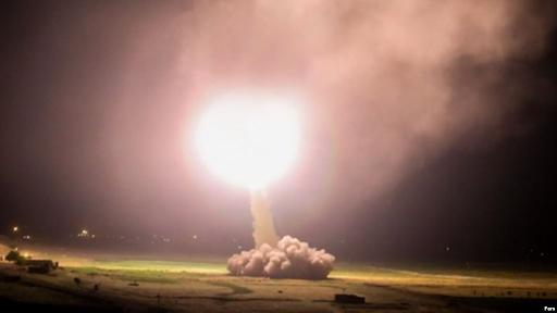 İran Irak'ta konuşlanmış olan ABD kuvvetlerini füzeyle vurdu