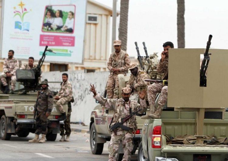 Aşırı gericiler Suriye'den Libya'ya taşınıyor