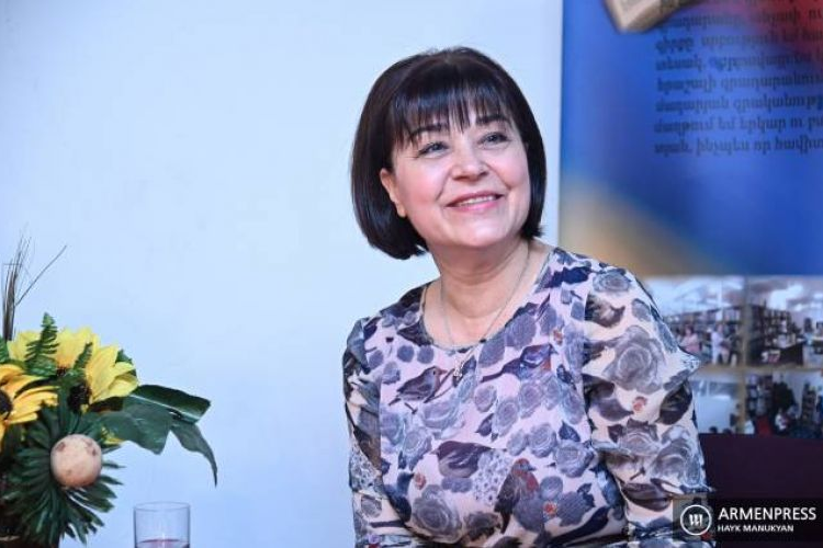 Ermenice konuşan Bulgar kızı: Svetana Paskaleva 60. yaş gününü kutladı